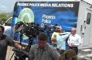 Police Social Media Host