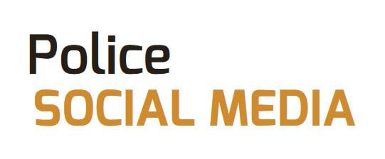 Police Social Media text - policesocialmedia.com