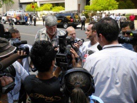 interview with the media - policesocialmedia.com