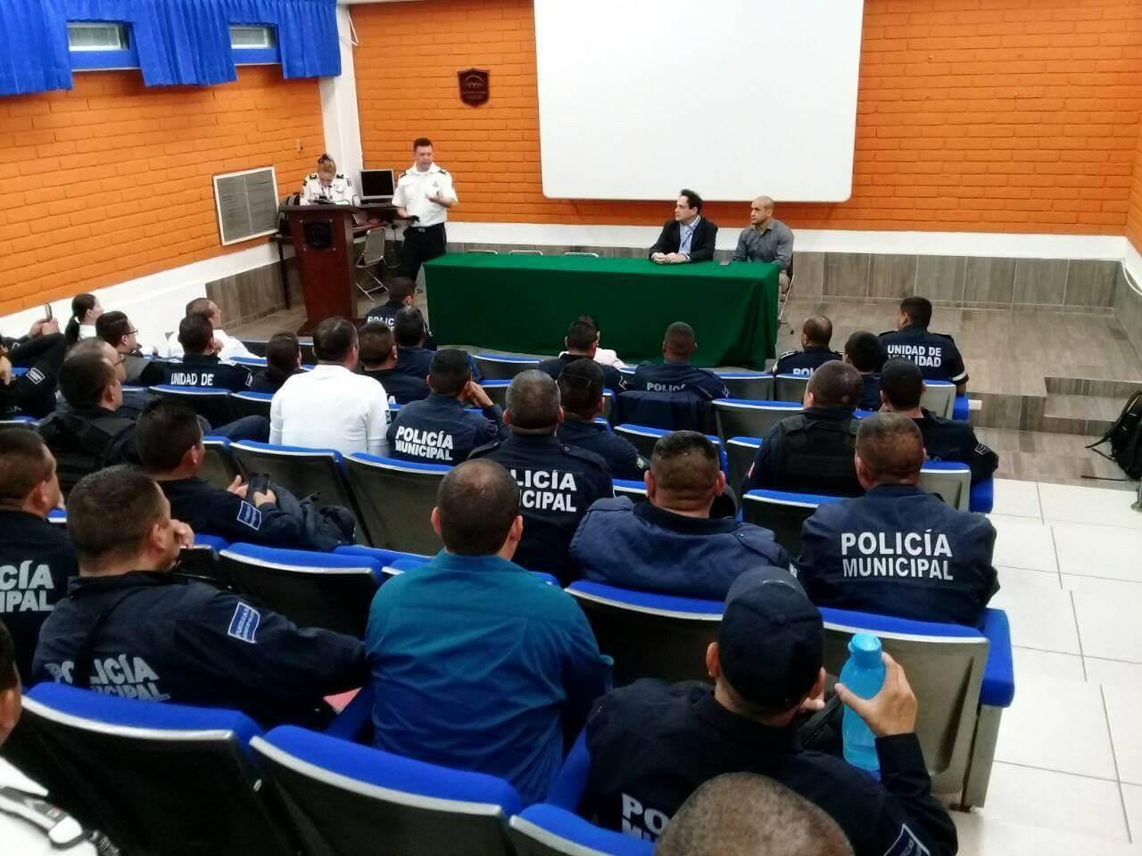 Police Social Media Hosting